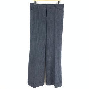 Elie Tahari Nightfall Cuffed Hem Dress Pants Sz 10